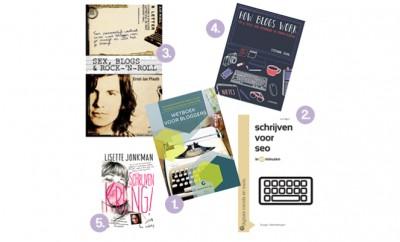 boeken voor bloggers