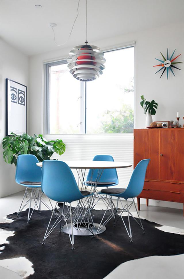 Inspiratie eames stoel look a likes - Dining barokke ...
