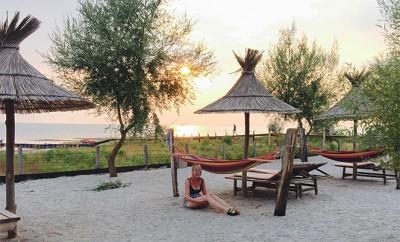 hangmat albanie camping