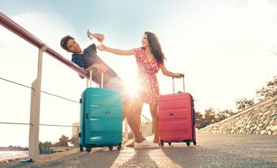 Investeren in koffer
