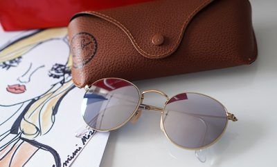 ray ban zonnebril hans anders 2