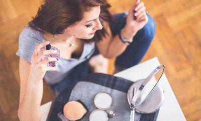 parfum zon pigmentvlekken pas op