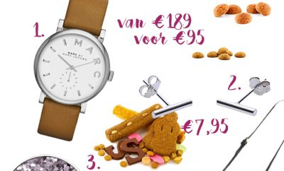Sinterklaas cadeautips sieraden en accessoires