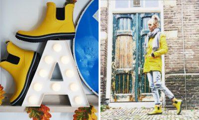 ANWB limited edition jas en laarsjes