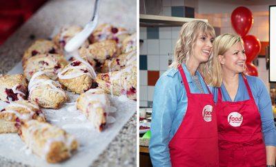 Bakken met Anna Olson Food Network Nederland