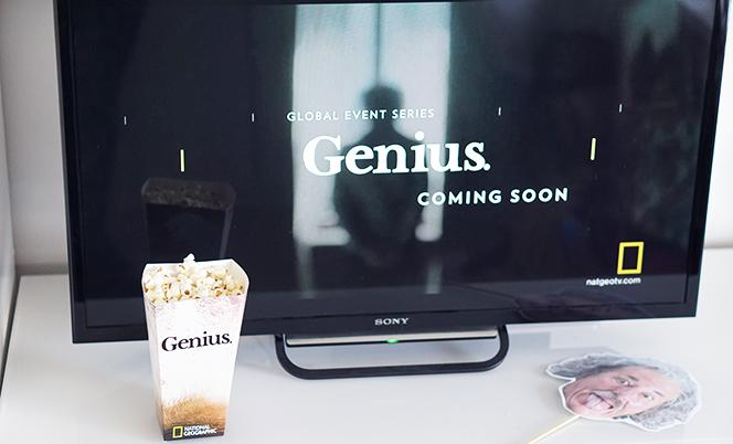 genius serie einstein - national geographic
