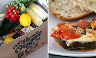 gezond recept verse oogst aubergine