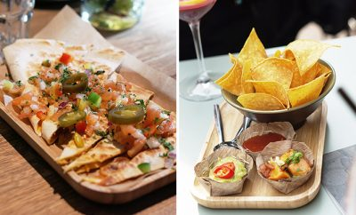 Popocatepetl Haarlem mexicaans restaurant