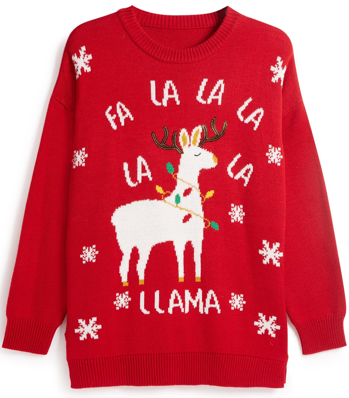 Kersttrui Ah.Zeg Maar Yes Show Je Kersttrui